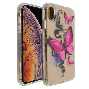 Butterfly Ibrido Case for iPhone X/XS