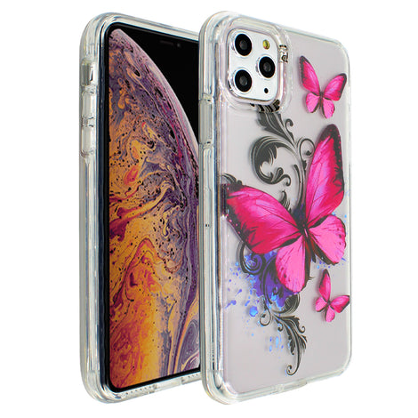 Butterfly Ibrido Case for iPhone 11 Pro