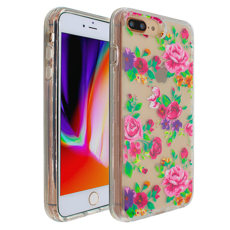 Flower Ibrido Case for iPhone 7/8 Plus