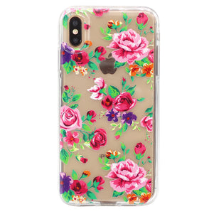 Flower Ibrido Case for iPhone X/XS