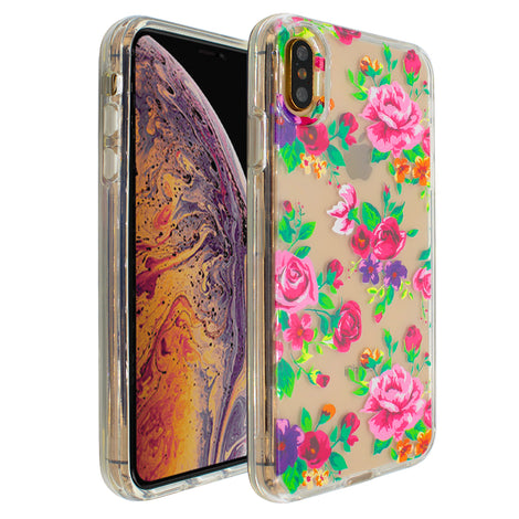 Flower Ibrido Case for iPhone XS Max
