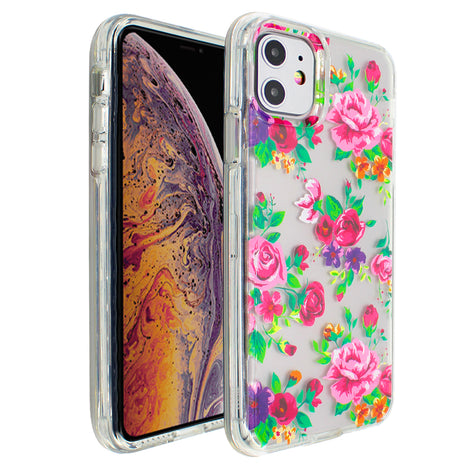Flower Ibrido Case for iPhone 11