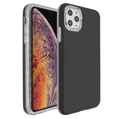 Grey Ibrido Case for iPhone 11 Pro