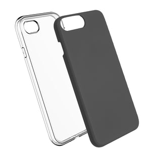 Grey Ibrido Case for iPhone 7/8