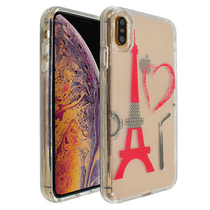 Paris Ibrido Case for iPhone X/XS