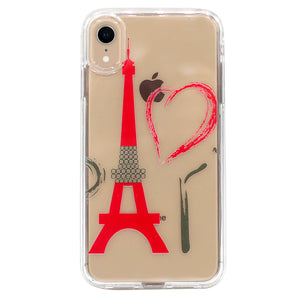 Paris Ibrido Case for iPhone XR