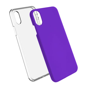 Lavender Ibrido Case for iPhone X/XS