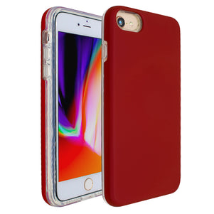 Red Ibrido Case for iPhone 7/8