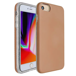 Rose Gold Ibrido Case for iPhone 7/8