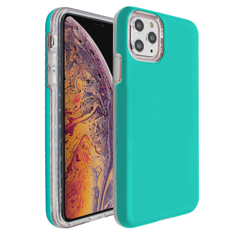 Teal Ibrido Case for iPhone 11 Pro Max