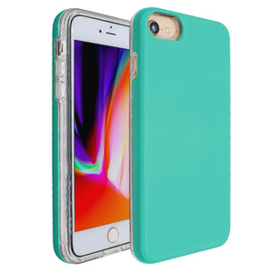 Teal Ibrido Case for iPhone 7/8