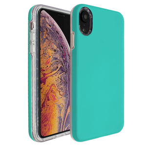 Teal Ibrido Case for iPhone XR