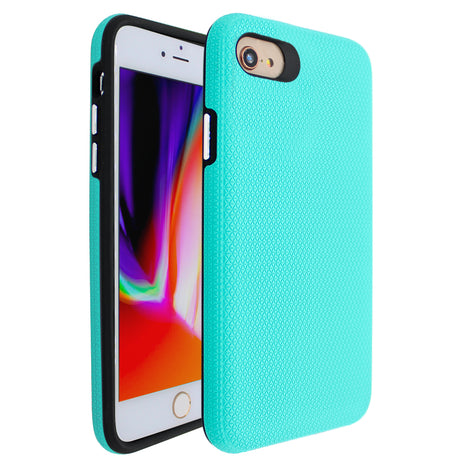 Mint Ibrido Tri Case for iPhone 7/8