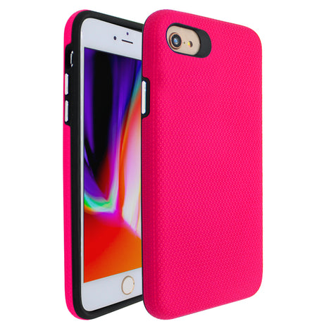 Pink Ibrido Tri Case for iPhone 7/8