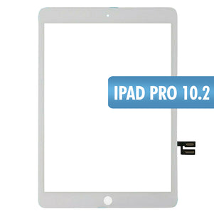 iPad 10.2 White Digitizer