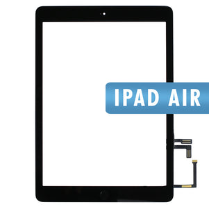 iPad Air Black Digitizer