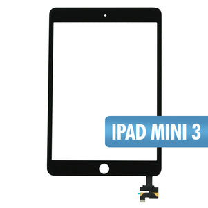 iPad Mini 3 Black Digitizer