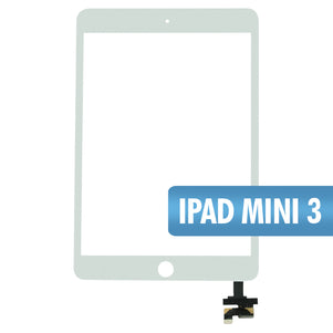 iPad Mini 3 White Digitizer