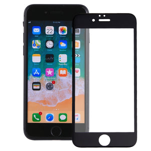 iPhone 6/7/8 Full Glue 9D Black Tempered Glass