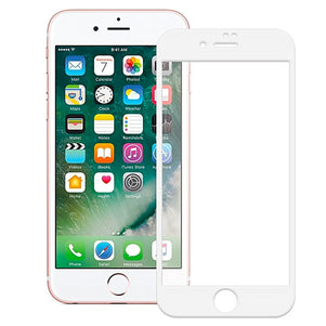iPhone 6+/7+/8+ Full Glue 9D White Tempered Glass