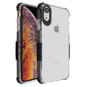 Black Tek Case for iPhone XR
