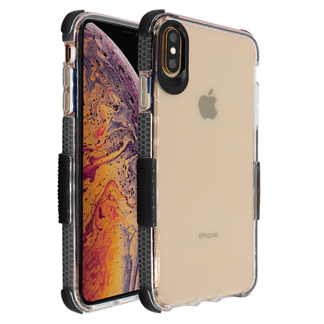 Black Tek Case for iPhone X/XS