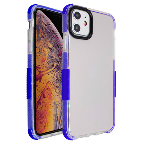 Blue Tek Case for iPhone 11