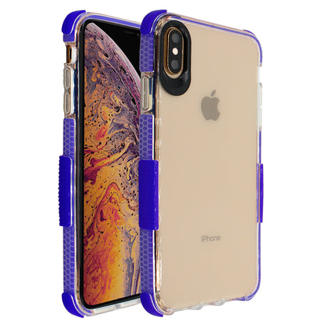 Blue Tek Case for iPhone X/XS