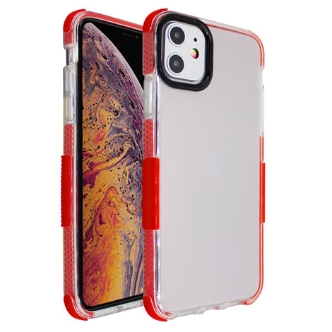 Red Tek Case for iPhone 11