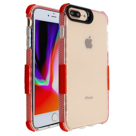 Red Tek Case for iPhone 7/8 Plus
