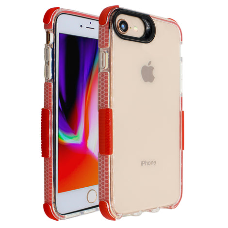 Red Tek Case for iPhone 7/8
