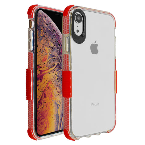Red Tek Case for iPhone XR