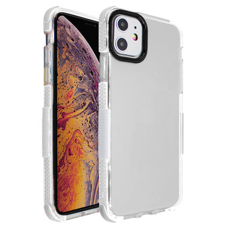 White Tek Case for iPhone 11