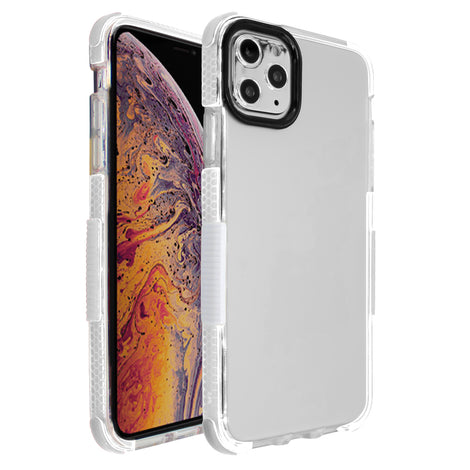 White Tek Case for iPhone 11 Pro