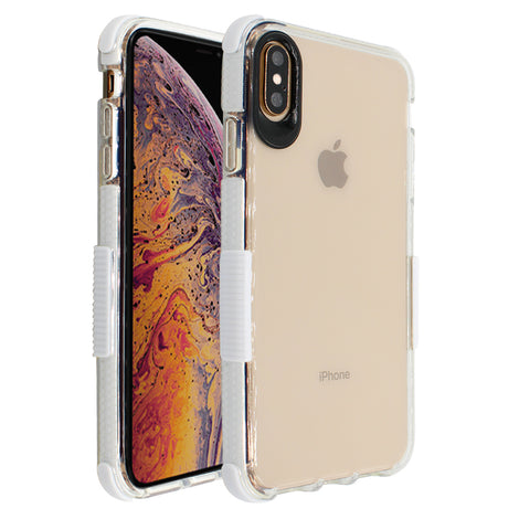 White Tek Case for iPhone XS Max