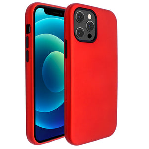 Red Forte Pieno Case for iPhone 12 / 12 Pro