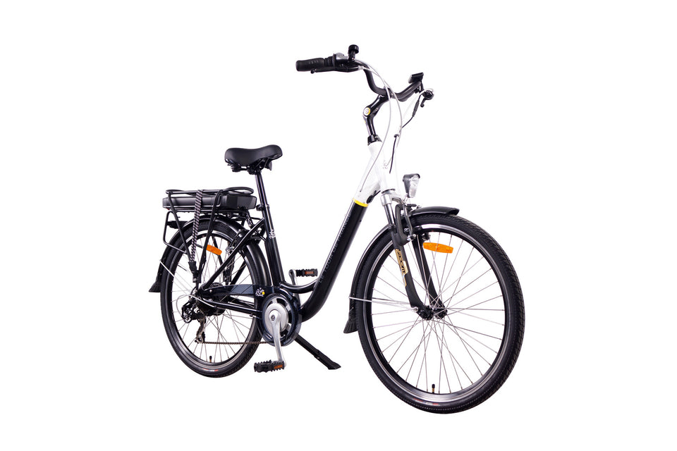NCM Le Tour De France [Black 26] Trekking Bike, E-Bike, E-Treking, 250W, 36V 9Ah 324W