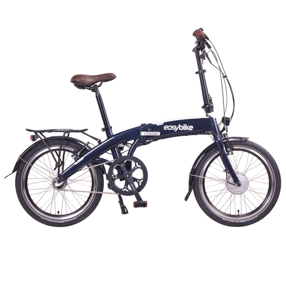 NCM - EASY BIKE Folding E-Bike 36V 8Ah 288Wh (Dark Blue)