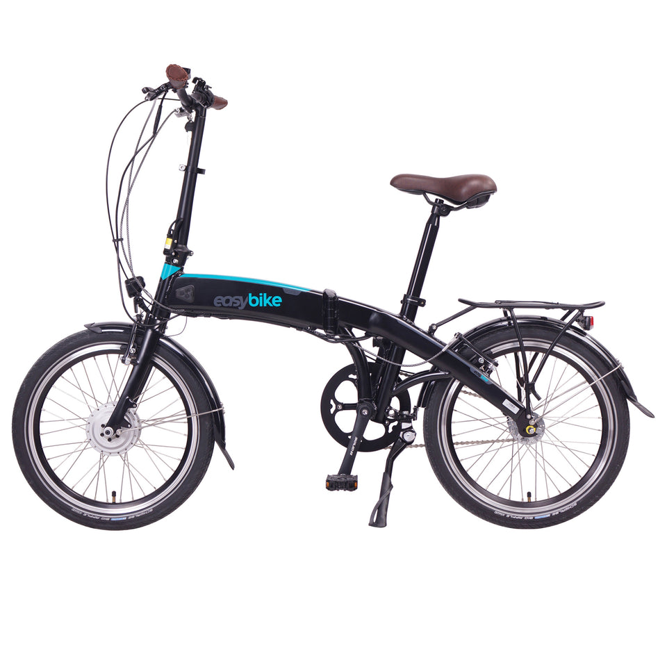 NCM - EASYBIKE Folding E-Bike 36V 8Ah 288Wh (Black)