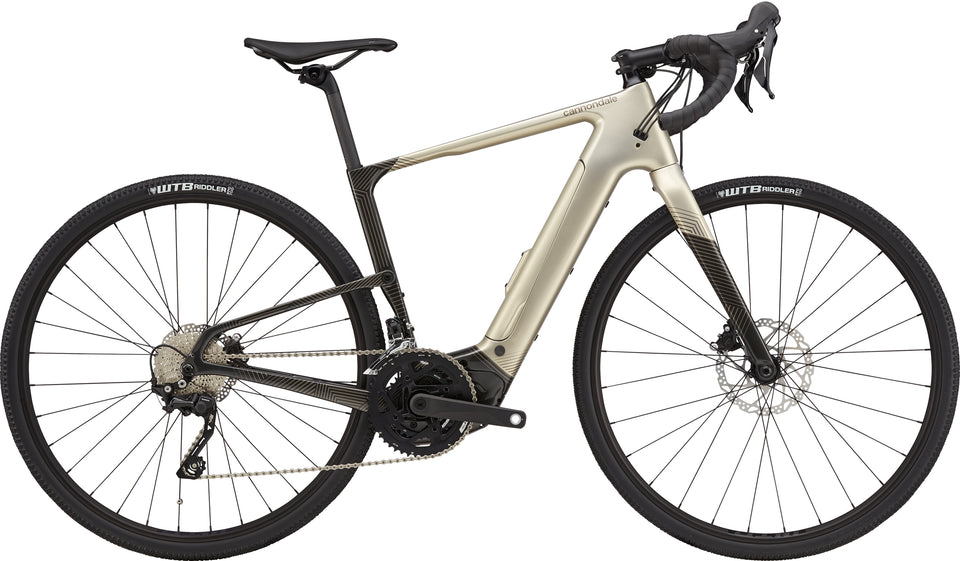 Cannondale - Topstone Neo Carbon 4 Sm MY21