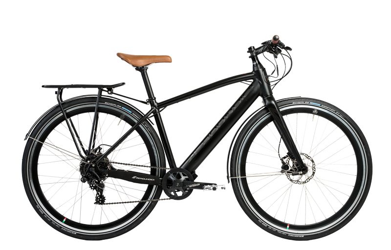 Zeroundici City - Handmade in Italy - Lightweight City E-Bike