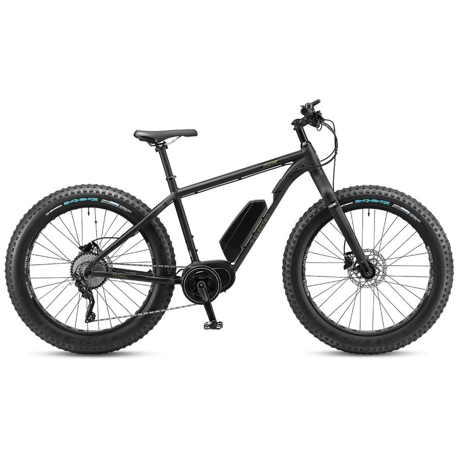XDS S-ELECTRO Trail Fat Tyre