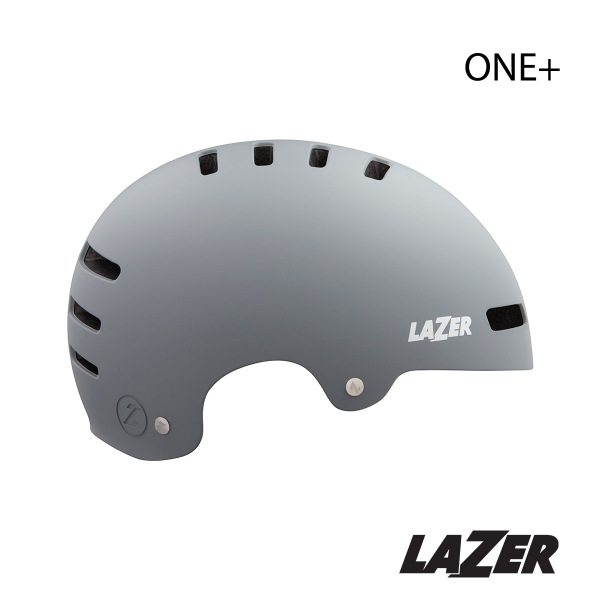 Lazer Helmet - One+ Matte Grey Large