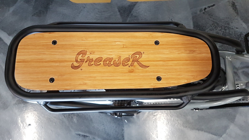 Greaser Panier Rack by Michael Blast