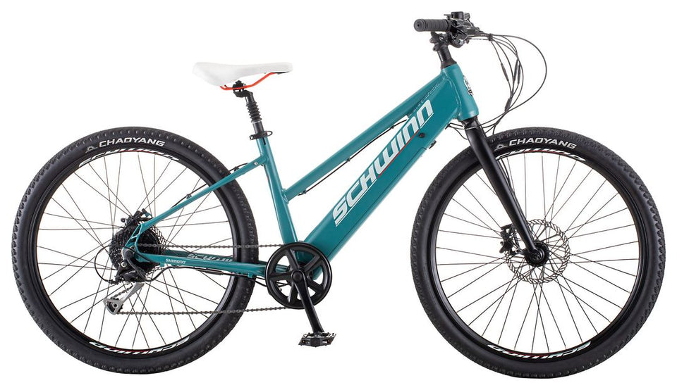 Schwinn - 650 F Voador in Teal: SMALL