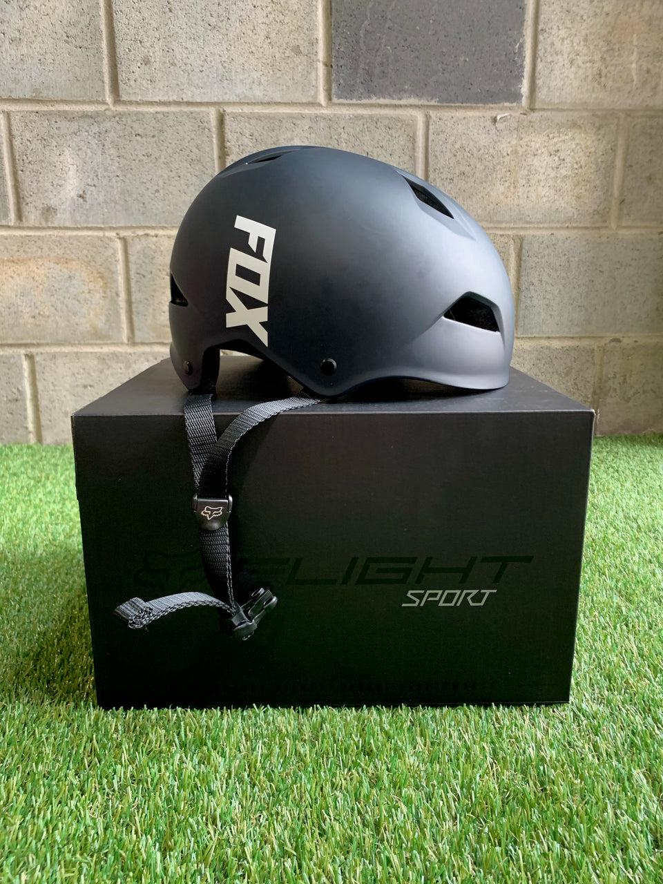 Fox Helmet - Black Medium
