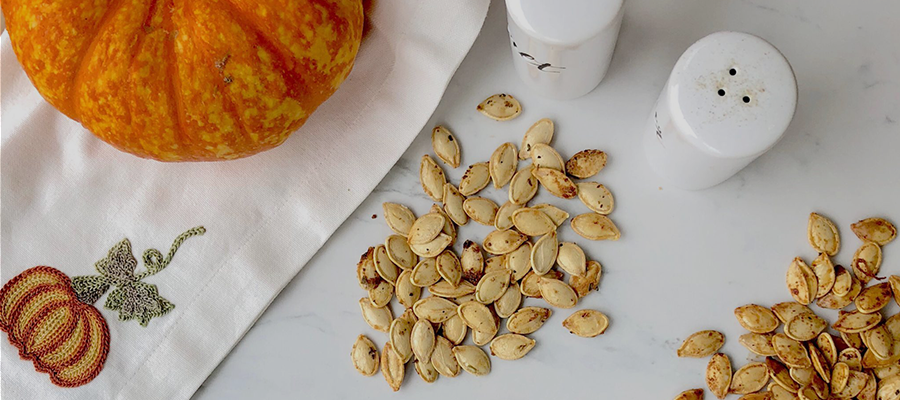 Nutritional value of Pumpkin seeds