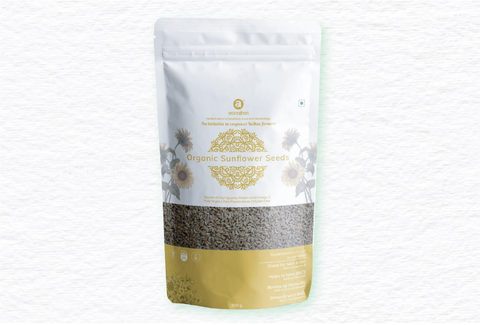 Anveshan Organic Sunflower seeds
