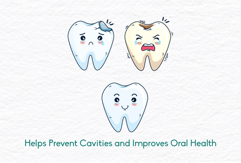 oil pulling prevents cavities