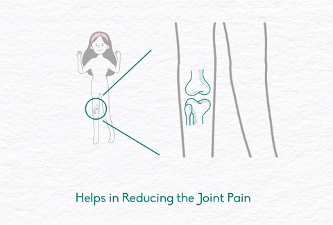 ghee helps reduce joint pain